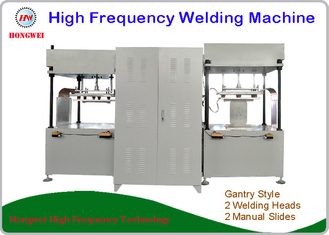 Gantry Style TPU Welding Machine , Manual Hf Plastic Welder 12 Months Warranty
