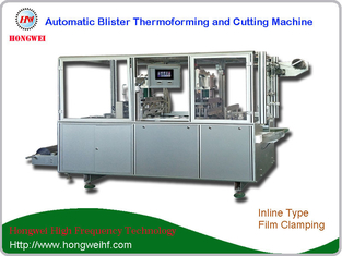 Automatic Blister Forming Machine Cutting / Trimming Device 12 Months Warranty