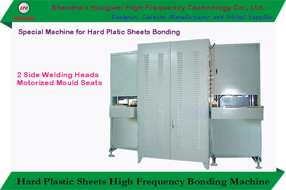 0.5-0.6Mpa Air Supply High Frequency Laminating Machine For Plasitc Sheet Bonding